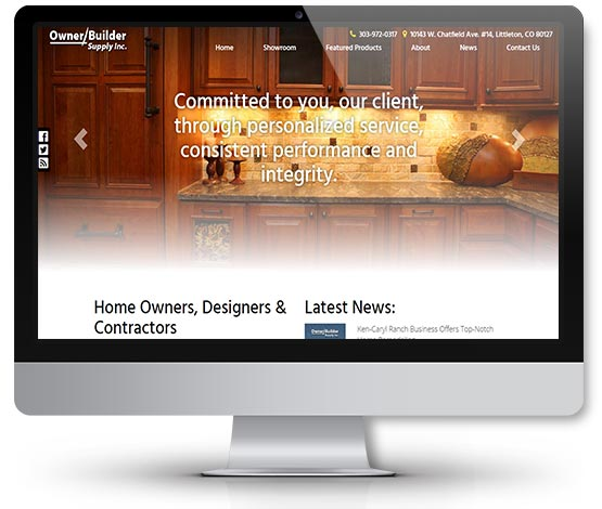 Contractors & Home Services Websites | Denver Website Designs