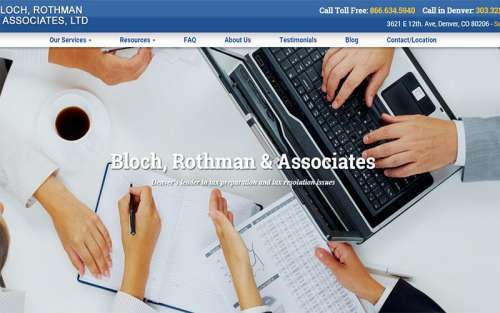 Bloch, Rothman, and Associates