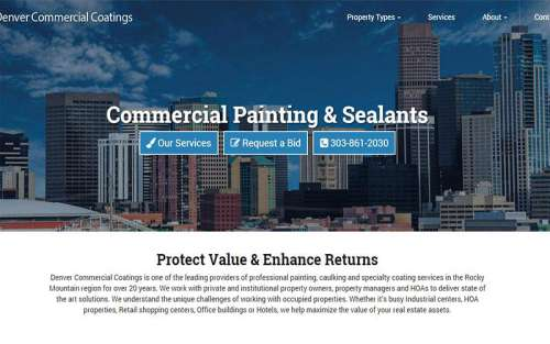 Denver Commercial Coatings