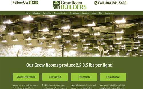The Grow Room Builders