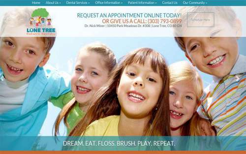 Lone Tree Pediatric Dentistry