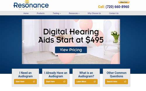 Resonance Hearing Aids