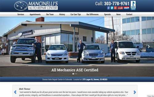 Mancinellis Auto Repair Center