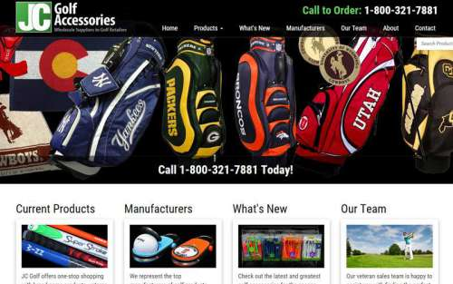 JC Golf and Accessories
