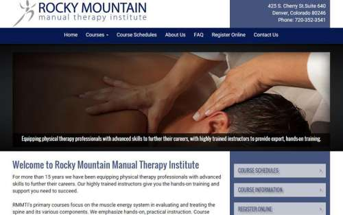 Rocky Mountain Manual Therapy