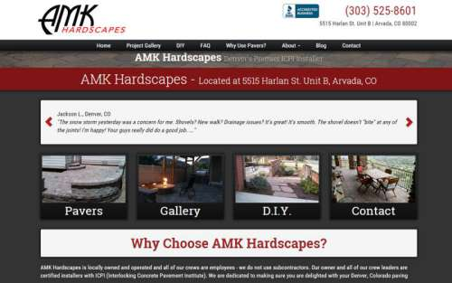 AMK Hardscapes