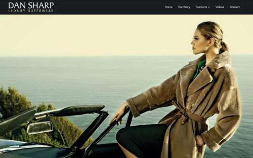 Dan Sharp Luxury Outerwear