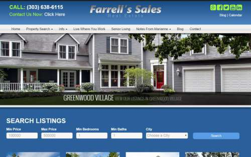 Farrell's Sales Real Estate
