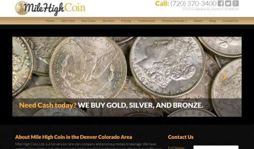 Mile High Coin