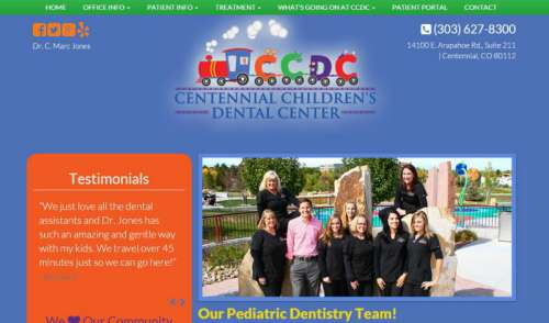 Centennial Children's Dental Center