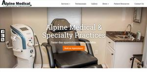 Medical Website Denver Design