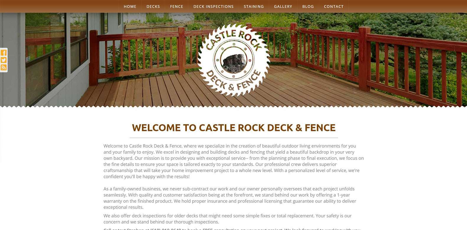 Castle-Rock-Deck-And-Fence-Denver-Website-Designs