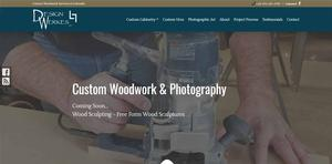 Custom Cabinetry website design denver