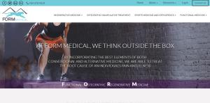 health-care-denver-web-design
