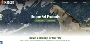 Mascot Pet Products
