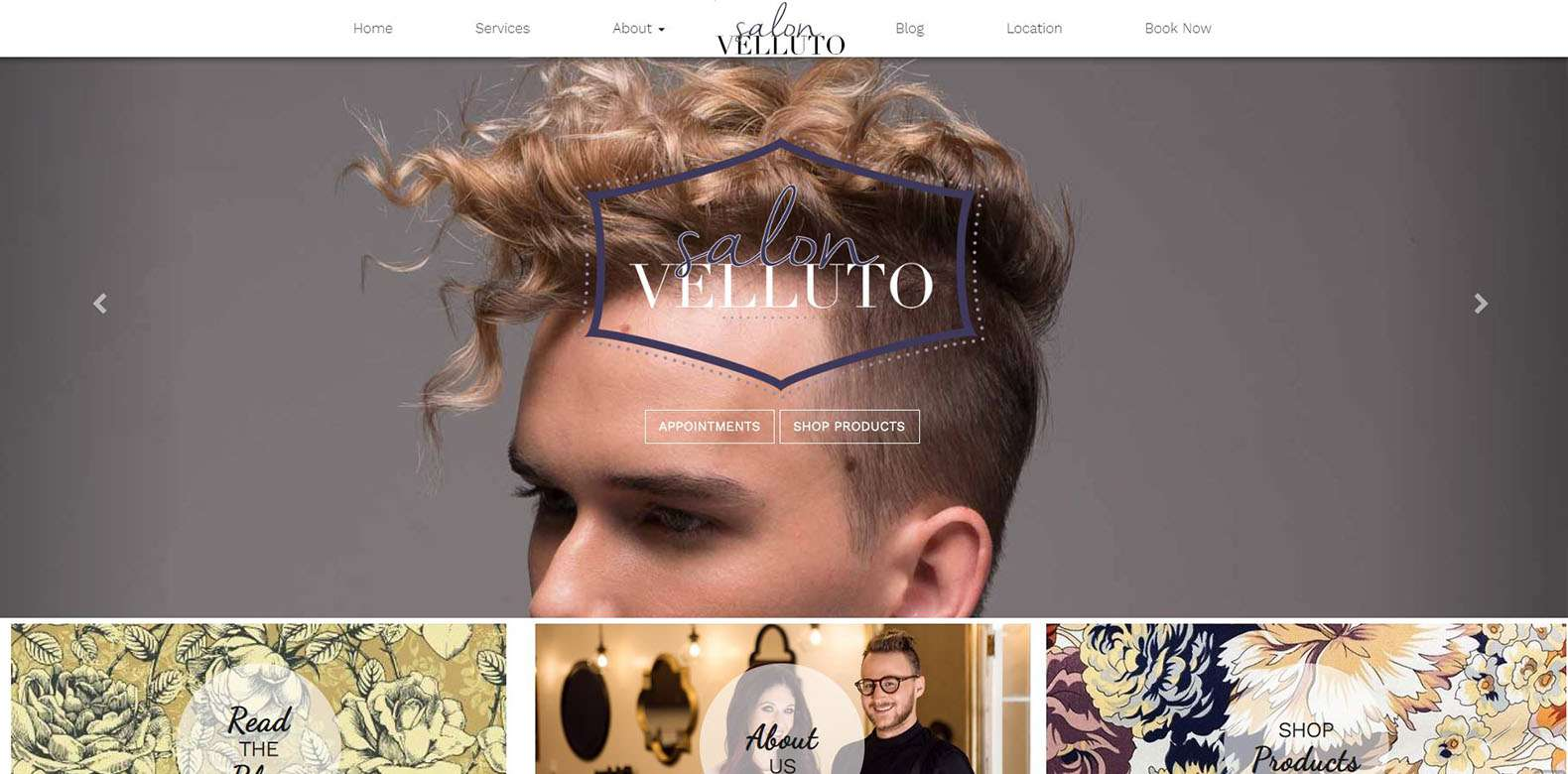 Salon-Velluto-Denver-Website-Designs