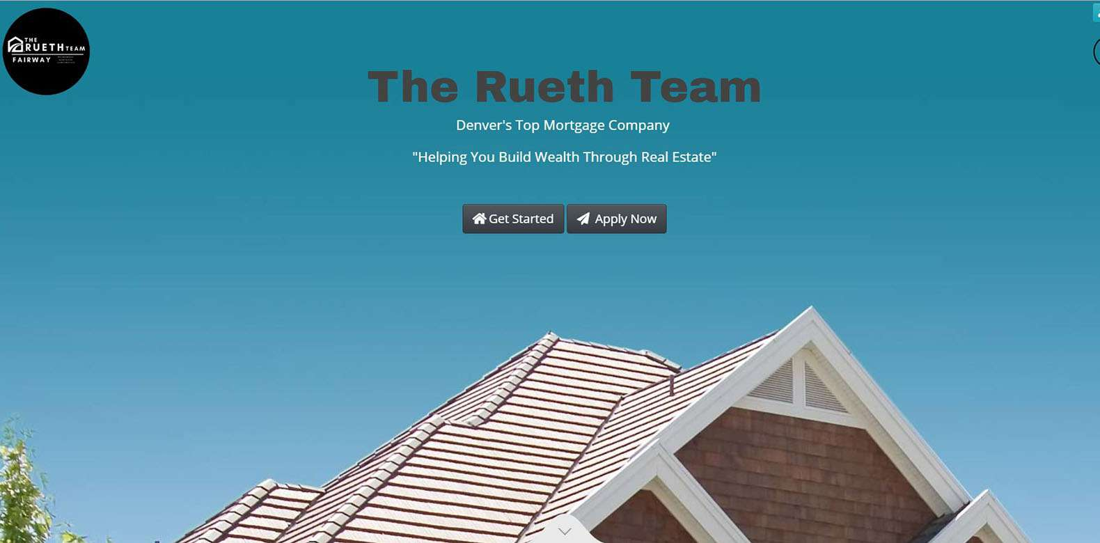 New Website Launch: The Rueth Team
