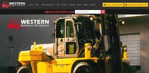 fork lift provider website colorado