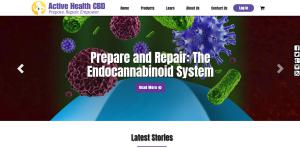CBD-products-web-design
