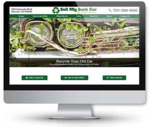 web-design-sell-my-junk-car