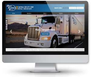 web-design-trucking-companies