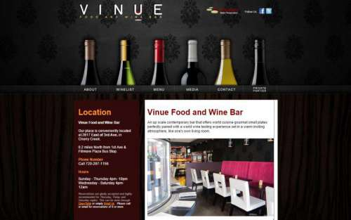 Vinue Food & Wine Bar