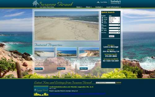 Susanne Giraud Real Estate Los Cabos