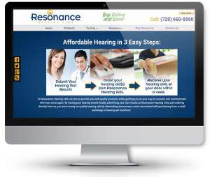 web-design-for-resonance-hearing-aids