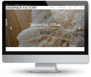 web-design-for-sheepskin-factory