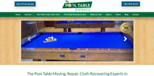 website-design-for-pool-tables
