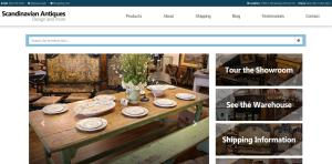 website-design-for-furniture