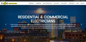 electrician-denver-web-design