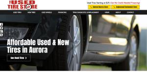 used-tires-denver-web-design