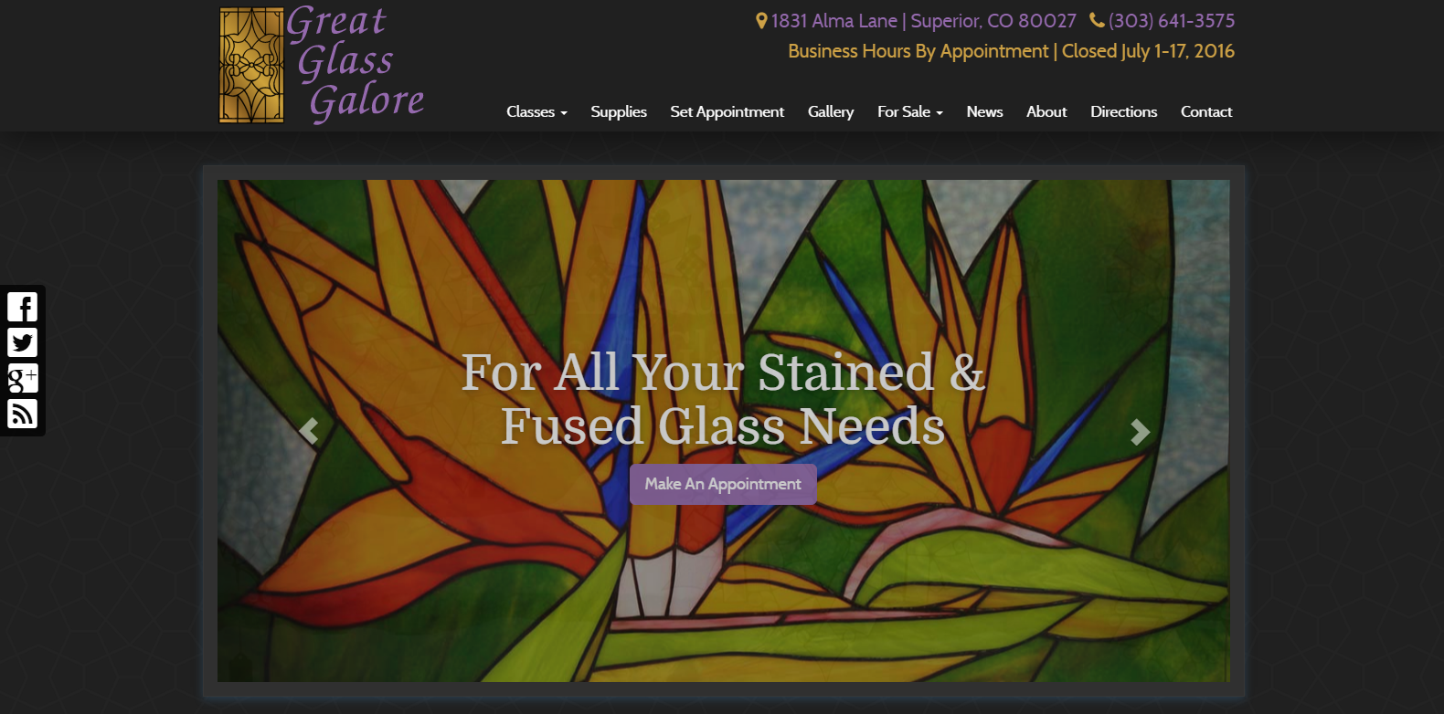 New Upgrade Launched: Great Glass Galore