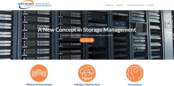 New Website Launch: OS Storage