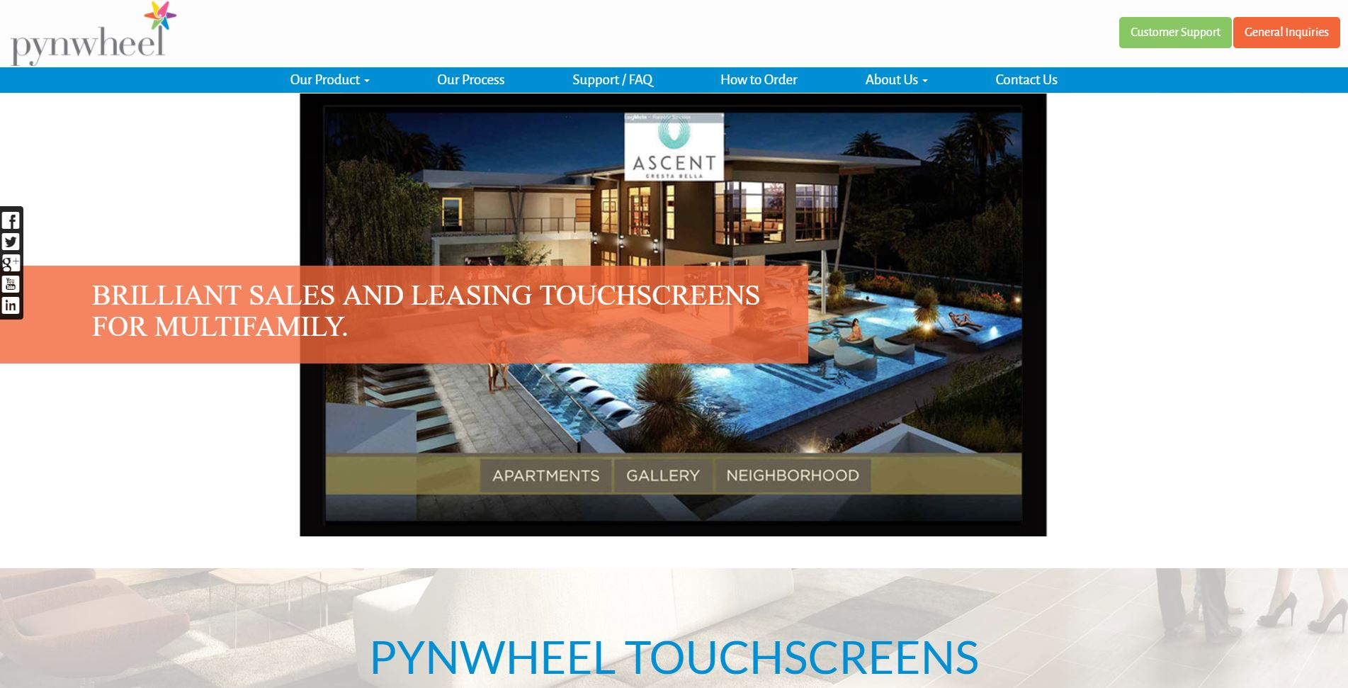 New Website Launch: Pynwheel