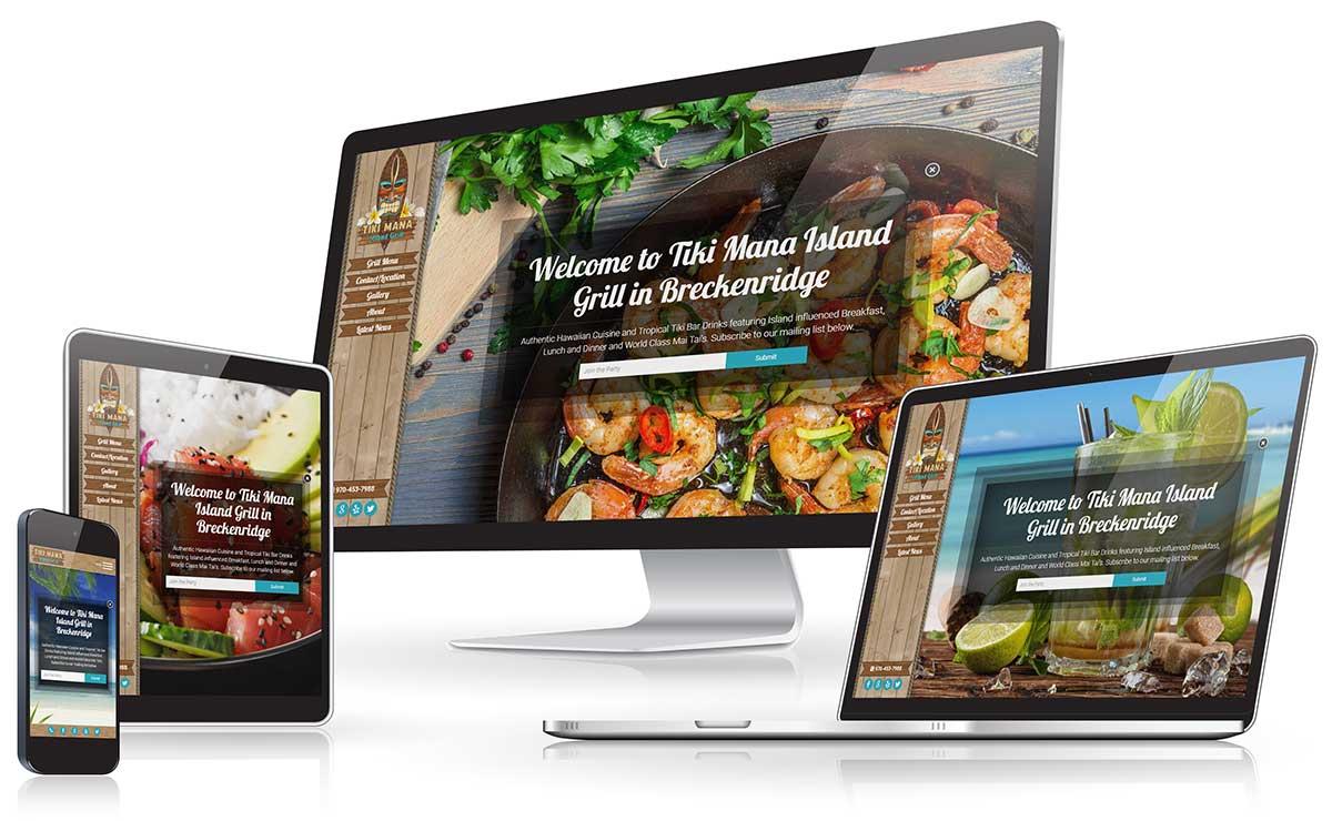 Denver Website Designs' Web Design and Internet Marketing Platform